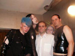 ПЕРВОЕ ВЫСТУПЛЕНИЕ В ПИТЕРЕ, В КЛУБЕ RED CLUB. (27 АВГУСТА 2006)